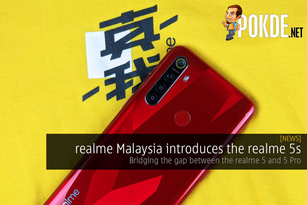realme introduces realme 5s — bridging the gap between the realme 5 and 5 Pro 21