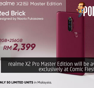 realme X2 Pro Master Edition will be available exclusively at Comic Fiesta 2019 31
