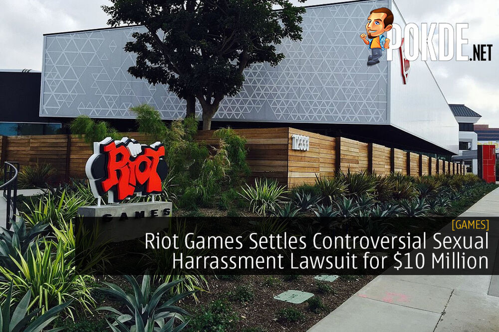 Riot Games Settles Controversial Sexual Harrassment Lawsuit for USD $10 Million