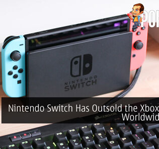 Nintendo Switch Has Outsold the Xbox One in Worldwide Sales