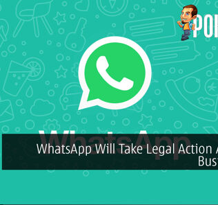WhatsApp Will Take Legal Action Against Businesses That Send Automated / Bulk Messages
