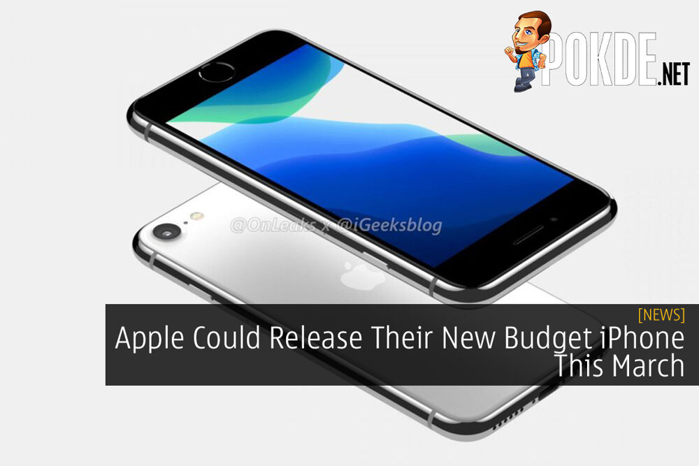 Apple Could Release Their New Budget iPhone This March 25