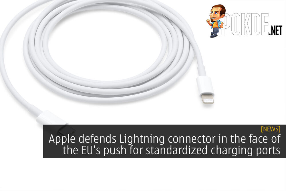 Apple defends Lightning connector in the face of the EU's push for standardized charging ports 19