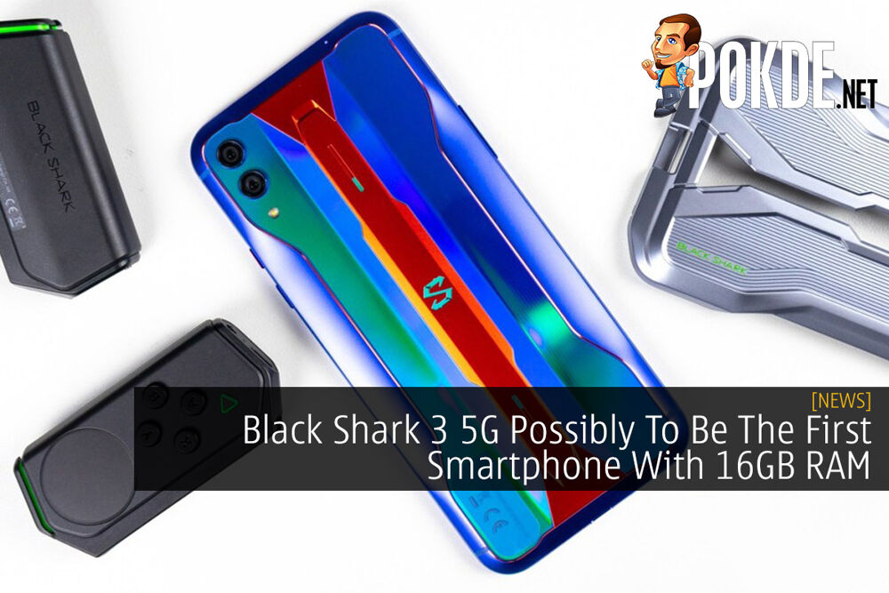 Black Shark 3 5G Possibly To Be The First Smartphone With 16GB RAM 21