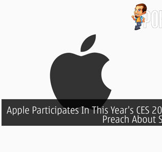 CES 2020: Apple Participates In This Year's CES 2020... To Preach About Security 18