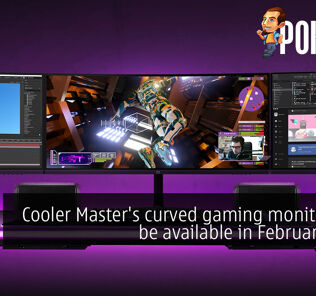 CES 2020: Cooler Master's curved gaming monitors will be available in February 2020 20