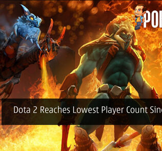Dota 2 Reaches Lowest Player Count Since 2014 25