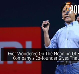 Ever Wondered On The Meaning Of Xiaomi? Company's Co-founder Gives The Answer 32