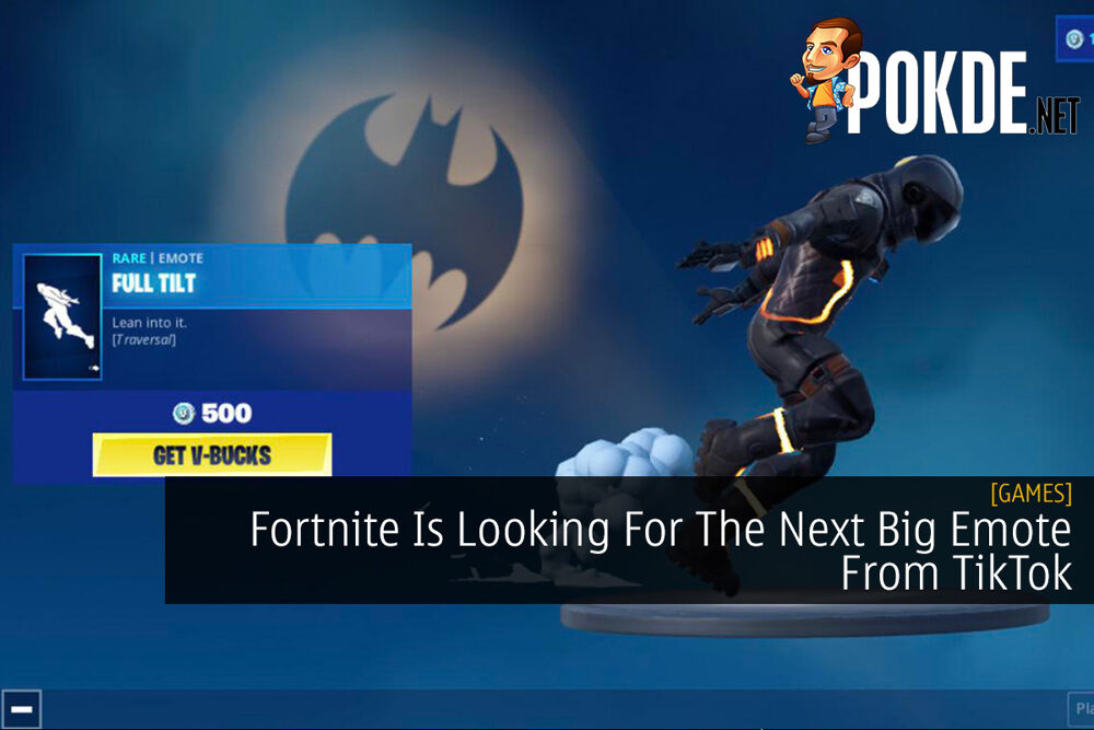 Fortnite Is Looking For The Next Big Emote From TikTok 19