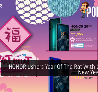 HONOR Ushers Year Of The Rat With Chinese New Year Deals 24