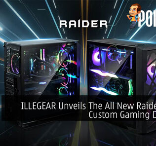 ILLEGEAR Unveils The All New Raider 2020 Custom Gaming Desktop 24