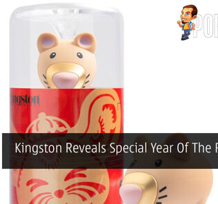 Kingston Reveals Special Year Of The Rat USB Drive 28