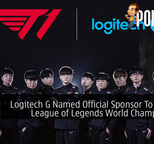 Logitech G Named Official Sponsor To 3-time League of Legends World Champion T1 24