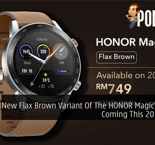New Flax Brown Variant Of The HONOR MagicWatch 2 Coming This 20 January 26