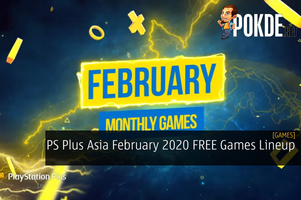 PS Plus Asia February 2020 FREE Games Lineup 26
