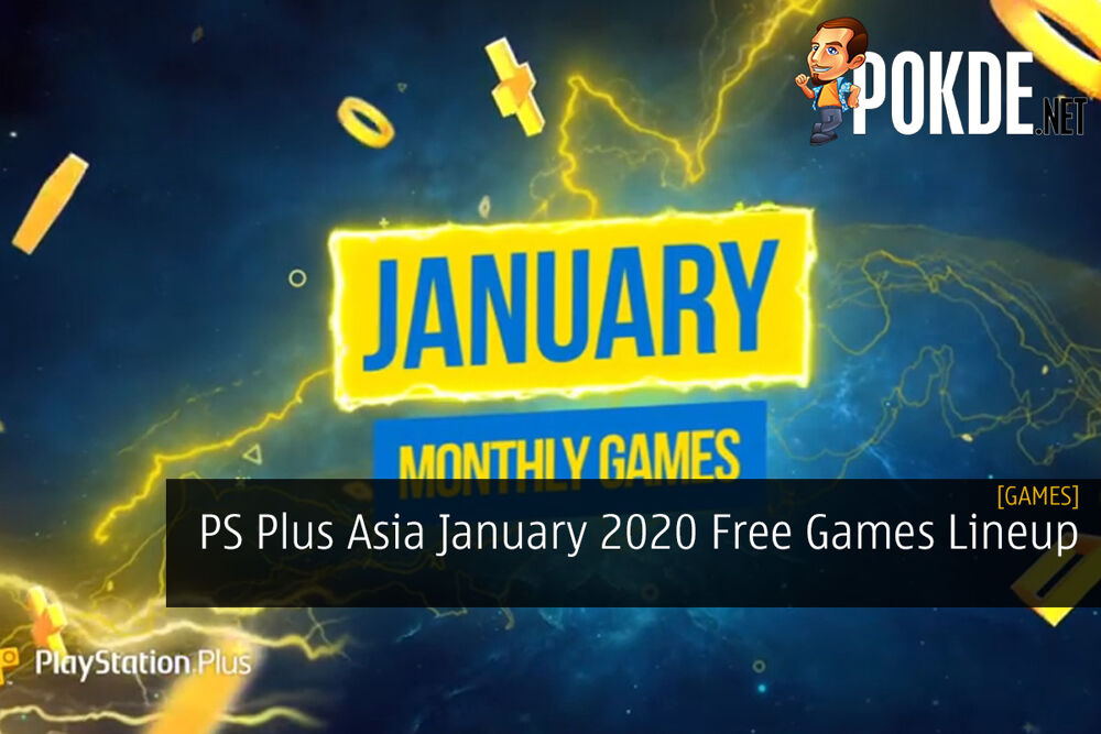 PS Plus Asia January 2020 Free Games Lineup 20