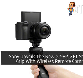 Sony Unveils The New GP-VPT2BT Shooting Grip With Wireless Remote Commander 37