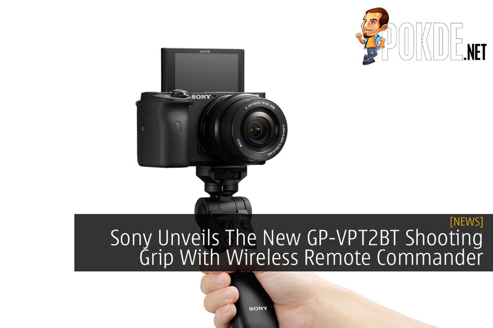 Sony Unveils The New GP-VPT2BT Shooting Grip With Wireless Remote Commander 23