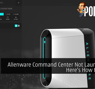 Alienware Command Center Not Launching? Here's How to Fix It
