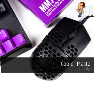 Cooler Master MM710 Review — ultra-light, ultra-good 20