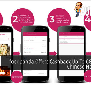 foodpanda Offers Cashback Up To 68% This Chinese New Year 22