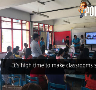 It's high time to make classrooms smarter 29