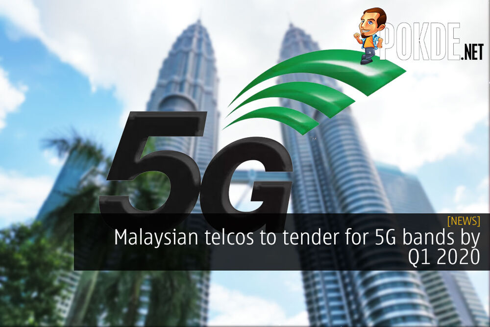 Malaysian telcos to tender for 5G bands by Q1 2020 23
