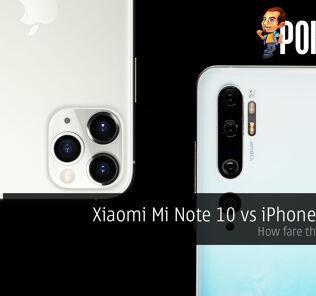 Xiaomi Mi Note 10 vs iPhone 11 Pro — how fare thy cameras? 22