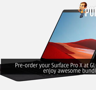 surface pro x gloo pre-order promo
