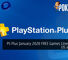 PS Plus January 2020 FREE Games Lineup for US and EU