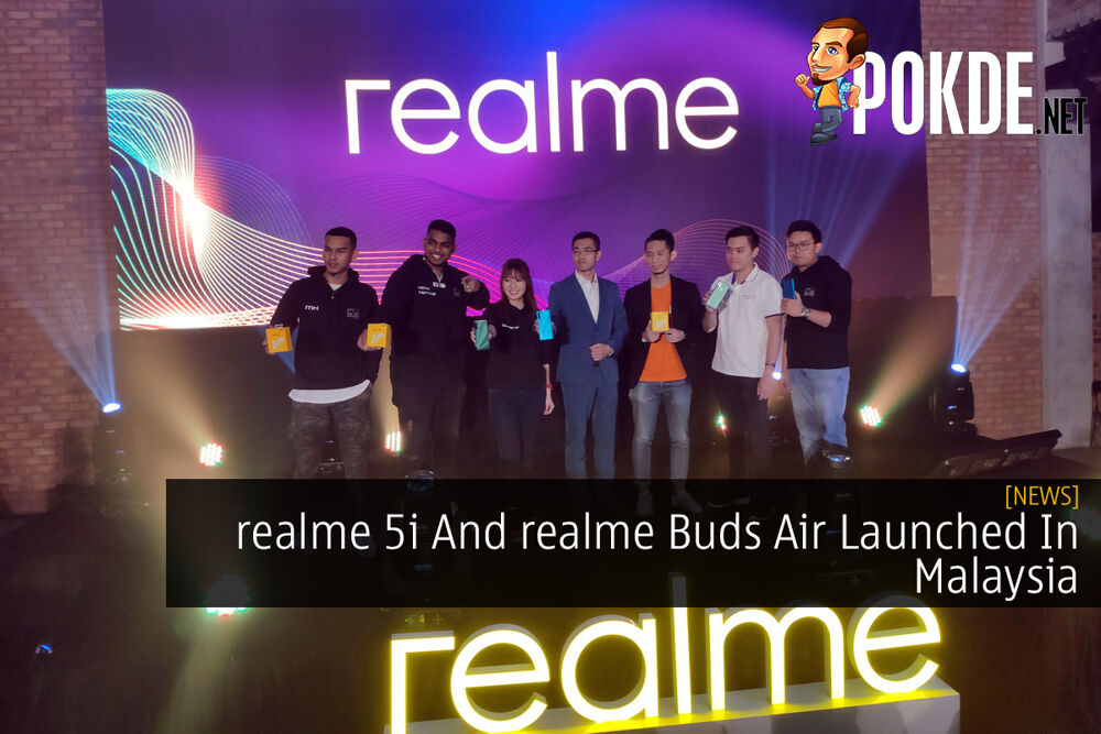 realme 5i And realme Buds Air Launched In Malaysia 30