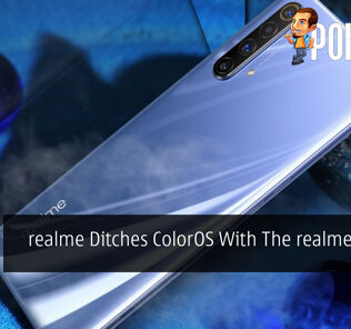 realme Ditches ColorOS With The realme X50 5G 30