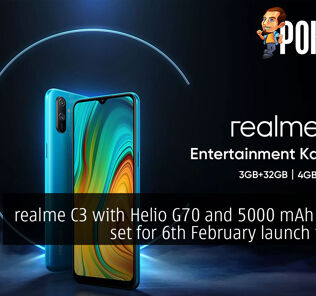 realme C3 with Helio G70 and 5000 mAh battery set for 6th February launch in India 27