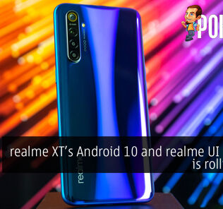 realme XT's Android 10 and realme UI update is rolling out 29