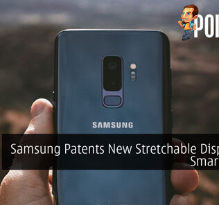 Samsung Patents New Stretchable Display for Smartphone
