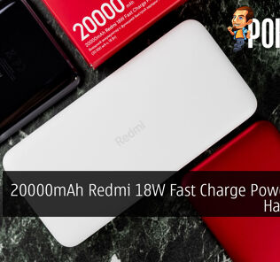 20000mAh Redmi 18W Fast Charge Power Bank Hands-On 25