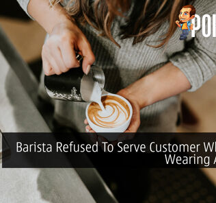 Barista Refused To Serve Customer Who Was Wearing AirPods 24
