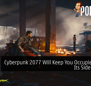 Cyberpunk 2077 Will Keep You Occupied With Its Side Quests 32