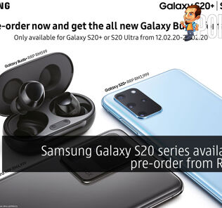 Samsung Galaxy S20 series available for pre-order from RM3599 38