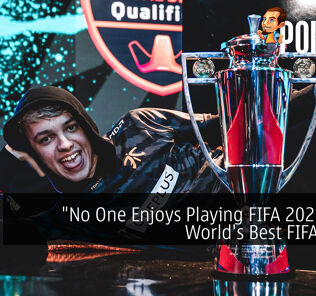 """""""No One Enjoys Playing FIFA 2020"""" Says World's Best FIFA Player 26"""
