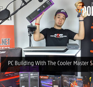 PokdeLIVE 50 — PC Building With The Cooler Master SL600M! 38