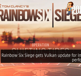 Rainbow Six Siege gets Vulkan update for improved performance 20