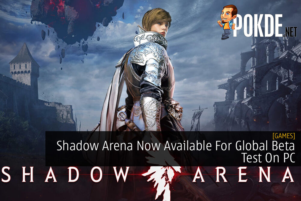 Shadow Arena Now Available For Global Beta Test On PC 21