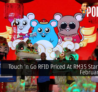 Touch 'n Go RFID Priced At RM35 Starting 15 February 2020 23