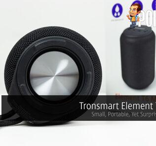 Tronsmart Element T6 Mini Review — Small, Portable, Yet Surprisingly Loud 28