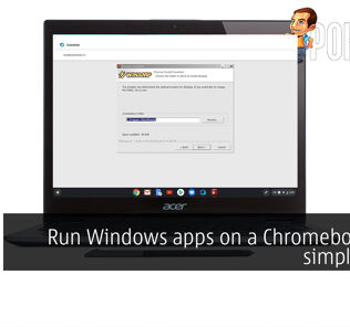 Run Windows apps on a Chromebook in 3 simple steps 35
