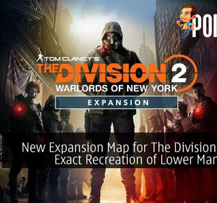 New Expansion Map for The Division 2 is an Exact Recreation of Lower Manhattan