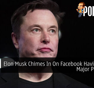 Elon Musk Chimes In On Facebook Having One Major Problem