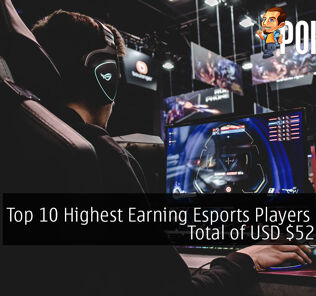 Top 10 Highest Earning Esports Players Made a Total of USD $52 Million 20