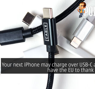 Your next iPhone may charge over USB-C and you have the EU to thank for that 24
